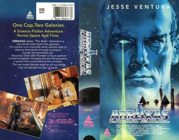 Abraxas, Guardian of the Universe Abraxas Guardian of the Universe 1990 YouTube VHScoverART