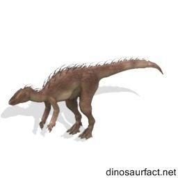 Abrictosaurus Abrictosaurus dinosaur