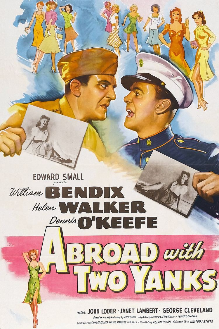 Abroad with Two Yanks wwwgstaticcomtvthumbmovieposters36726p36726