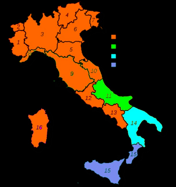 Abruzzi e Molise Switch Off Abruzzo e Molise sospese dal Tar le date del passaggio