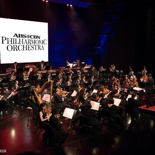 ABS-CBN Philharmonic Orchestra ABS CBN Philharmonic ABSPhilharmonic Twitter