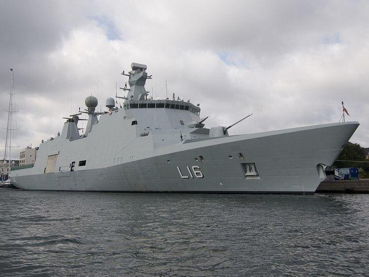 Absalon-class support ship