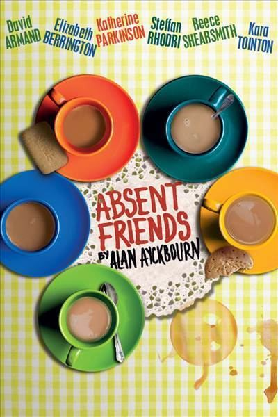Absent Friends (play) wwwlondontheatredirectcomimgeventgalleryAbsen