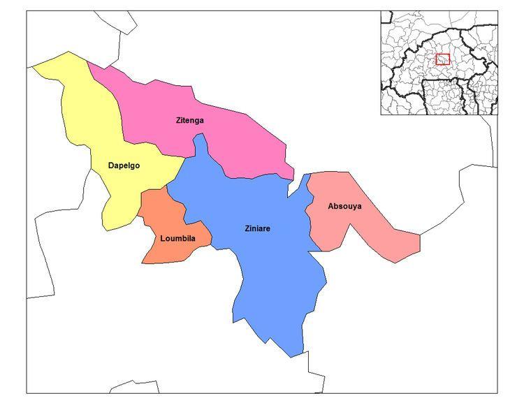 Absouya Department