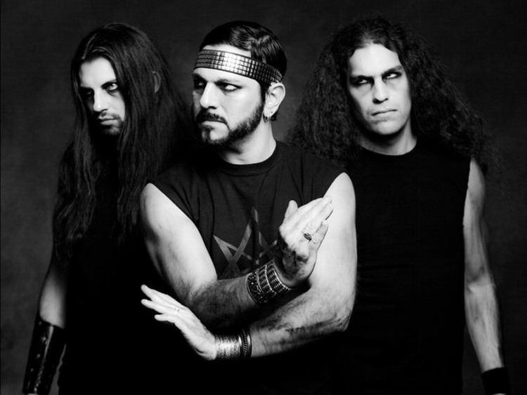Absu (band) Hammerheart Records