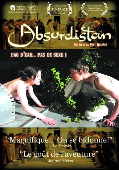 Absurdistan (film) HELMER VEIT Absurdistan Drama Entertainment RenaudBray