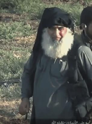 Abu Ali al-Anbari Obituary Abd alRahman Mustafa alQaduli Abu Ali alAnbari The