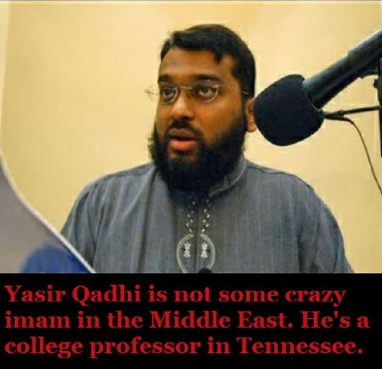Abu Ammaar Yasir Qadhi Abu Ammaar Yasir Kazi Consortium of Defense Analysts