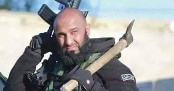 Abu Azrael Angel Of Death Iraqis Cheer Their Champion Against ISIS