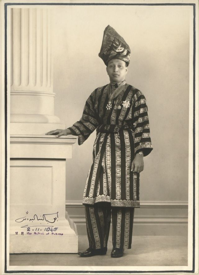 Abu Bakar of Pahang