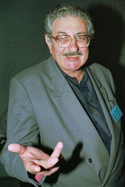 Abu Daoud Abu Daoud cerebro del secuestro de los atletas en Mnich