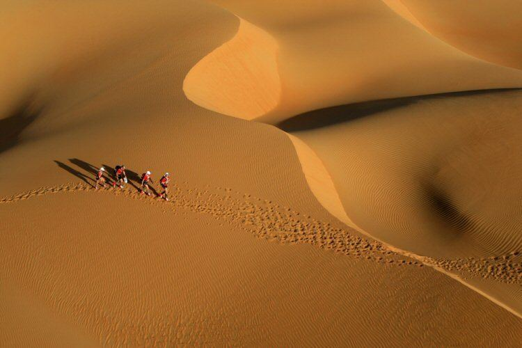 Abu Dhabi Adventure Challenge