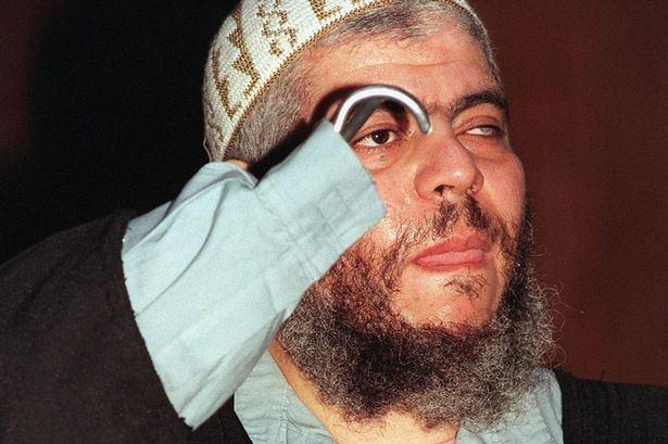 Abu Hamza al-Masri Hookhanded terrorist Abu Hamza alMasri is GUILTY and faces 100