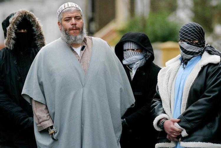 Abu Hamza al-Masri Jail39s rough for hookhanded Al Qaeda suspect lawyers