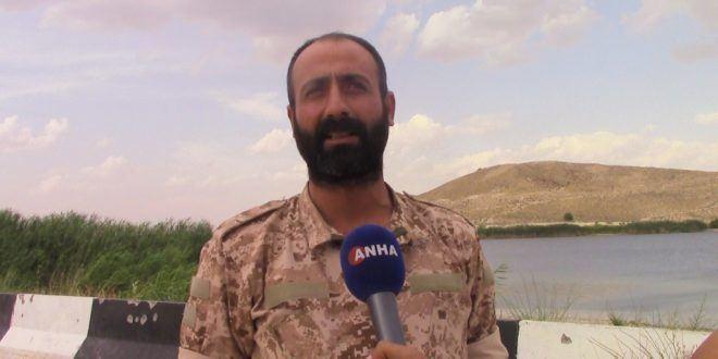 Abu Layla Syria SDF commander for Manbij battle Abu Layla died YALLA SOURIYA