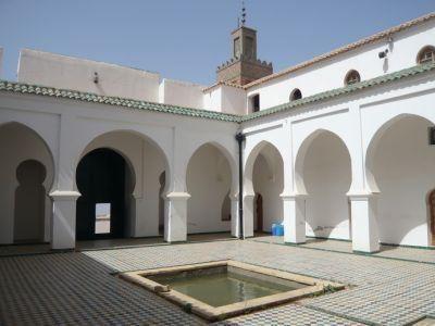 Abu Madyan Mosque and Tomb of Sidi Abu Madyan Shrine of Shaykh Abu Madyan al