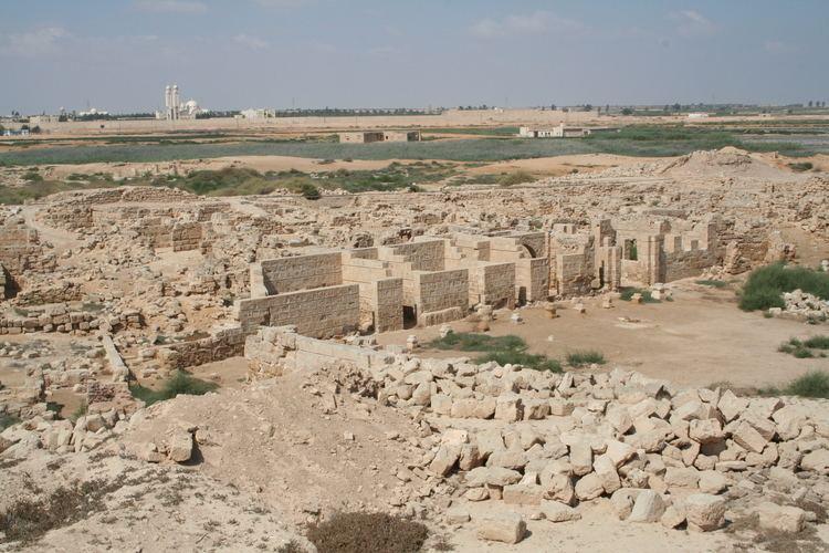 Abu Mena FileAbu Mena Ancient Monastery 02JPG Wikimedia Commons