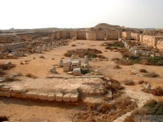 Abu Mena Abu Mena World Heritage Site Pictures info and travel reports