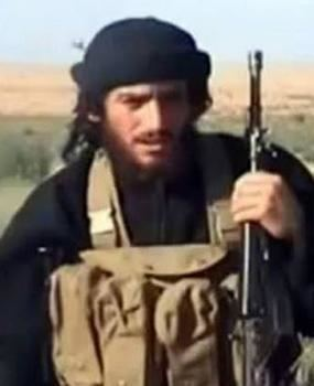 Abu Mohammad al-Adnani httpsuploadwikimediaorgwikipediaencceAbu
