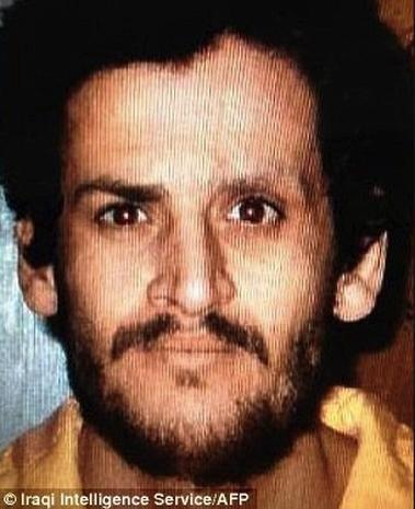 Abu Mohammad al-Adnani Abu Muhammad al Adnani alShami ExUS detainees now ISIS leaders