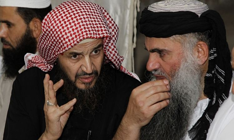Abu Muhammad al-Maqdisi Jordan releases jihadi cleric and Isis critic after
