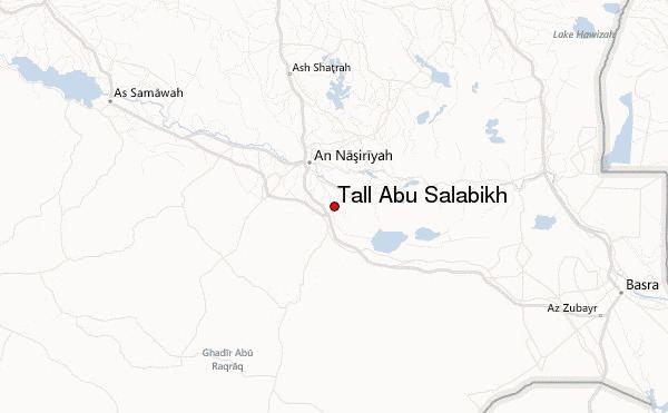 Abu Salabikh Tall Abu Salabikh Weather Forecast