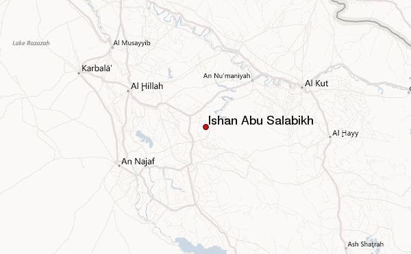 Abu Salabikh Ishan Abu Salabikh Weather Forecast