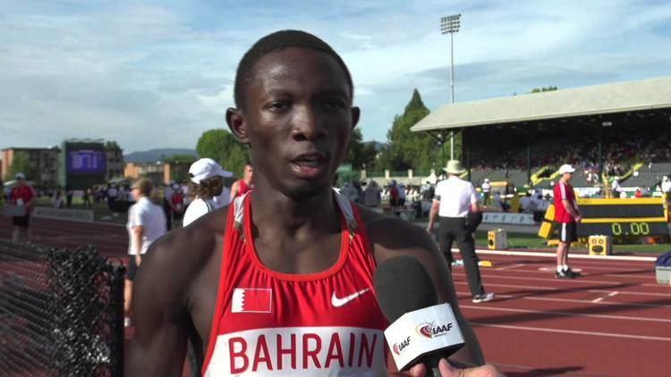 Abubakar Abbas IAAF World Junior Championships 2014 Abbas Abubakar ABBAS BRN 400m