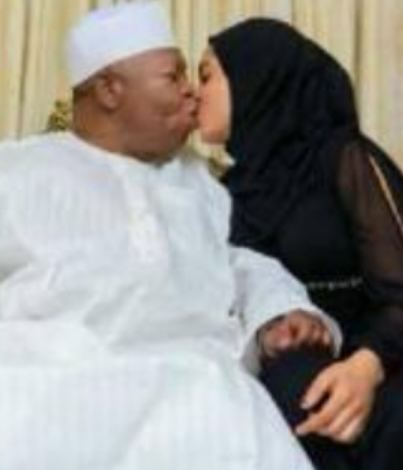 Abubakar Audu PHOTOS See the daughterlike wife of the former governor of Kogi