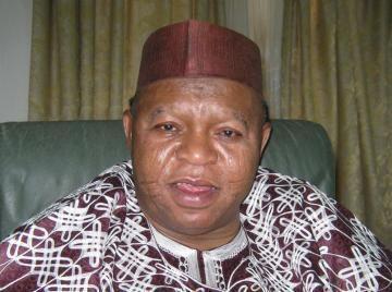 Abubakar Audu Kogi Governorship Election Buhari Orders Audu To Remove His Photos
