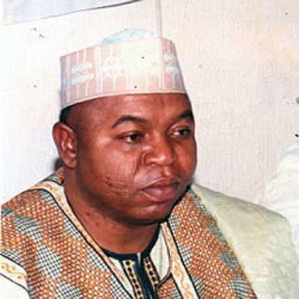 Abubakar Audu Abubakar Audu Late APC candidate buried in Kogi PHOTOS Local