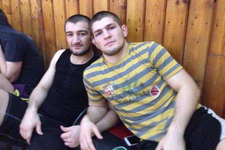 Abubakar Nurmagomedov Much like his brother Khabib Abubakar Nurmagomedov wants to 39take