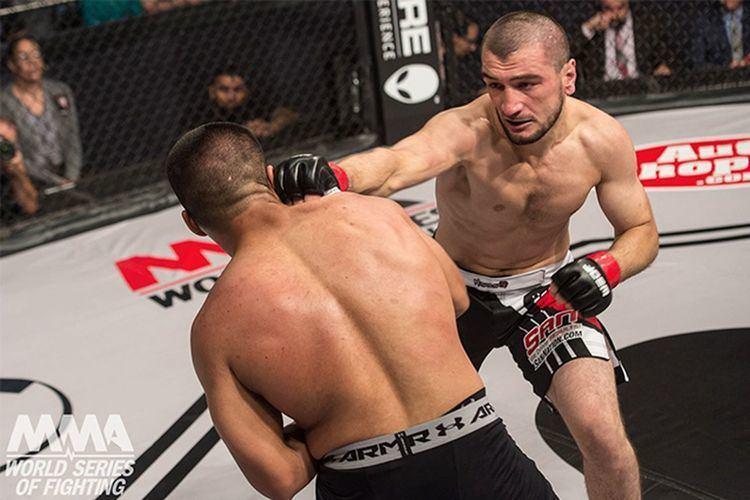 Abubakar Nurmagomedov Abubakar Nurmagomedov39s next fight highlights WSOF 30 prelim slate