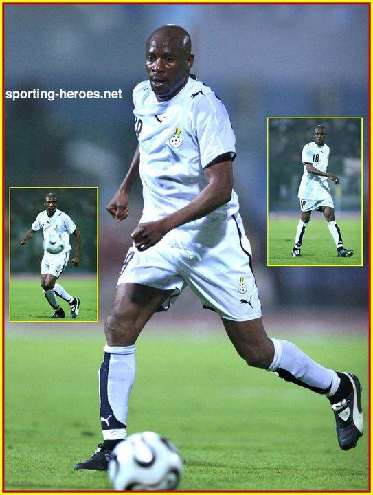 Abubakari Yakubu Abubakari YAKUBU African Cup of Nations 2006 Ghana