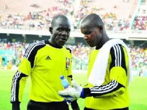 Abukari Damba Richard Kingson And Abukari Damba In Line For Black Stars