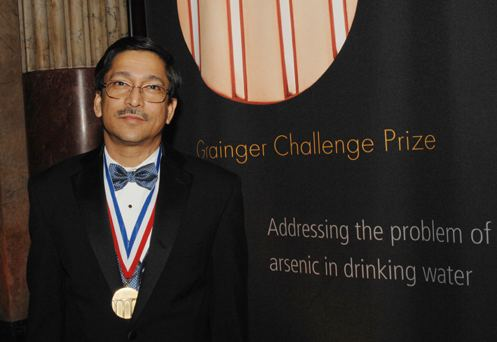 Abul Hussam Professor Wins 1 Million Prize for Providing Clean Water