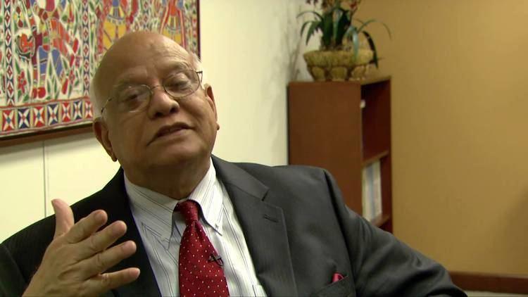 Abul Maal Abdul Muhith World Bank IDA Testimonials Abul Maal Abdul Muhith Minister of