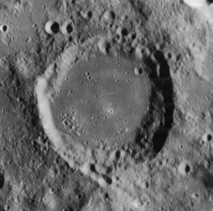 Abulfeda (crater)
