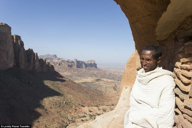 Abuna Abuna Yemata Guh in Ethiopia is world39s most inaccessible place of