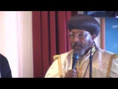 Abune Zena Markos Ethiopia Memorial Service of ABUNE ZENA Markos PART 1 YouTube