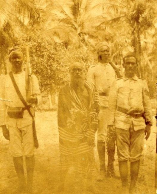 Abushiri ibn Salim al-Harthi Abushiri ibn Salim alHarthi Tribes of the World Flickr