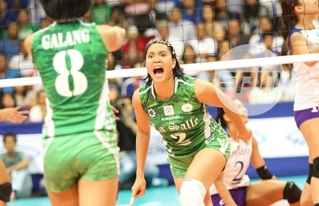 Aby Maraño Aby Marao La Salle Lady Spikers seek Superliga tonic after UAAP