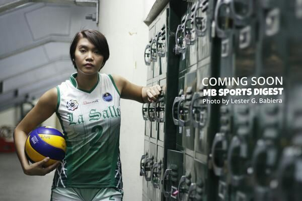 Aby Maraño Abigail P Marao on Twitter quotquotMBSportsDigest Aby Marao Take a