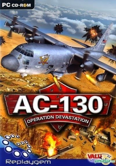 AC-130: Operation Devastation AC130 Operation Devastation System Requirements pcandroid games