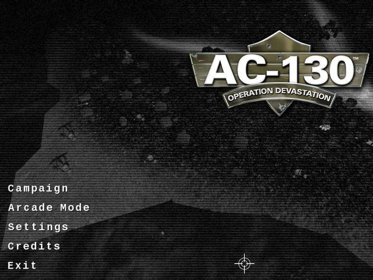AC-130: Operation Devastation AC130 Operation Devastation Screenshots for Windows MobyGames