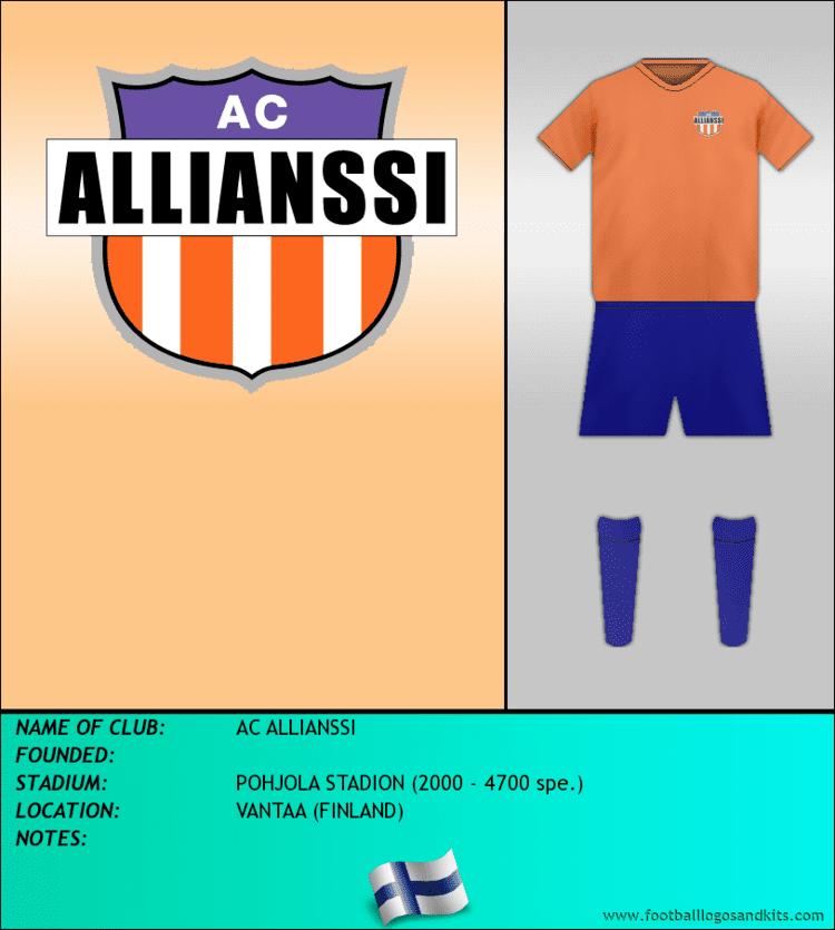 AC Allianssi Logo of AC ALLIANSSI