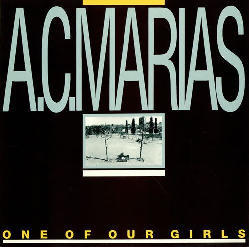 A.C. Marias AC Marias One Of Our Girls UK Vinyl LP Record STUMM68 One Of Our