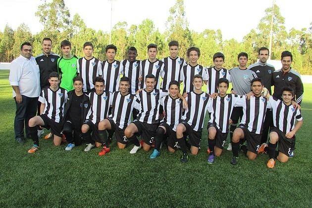 A.C. Marinhense Atltico Clube Marinhense Juvenis B Arquivos Futebol Distrital