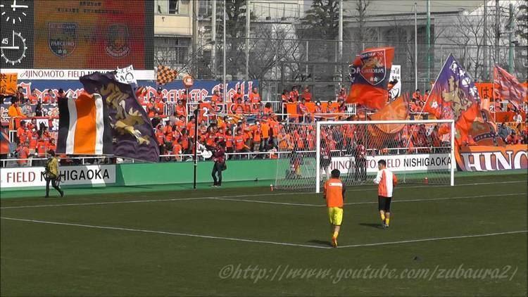AC Nagano Parceiro 20140309 ac nagano parceiro vs fukushima united fc ajinomoto field