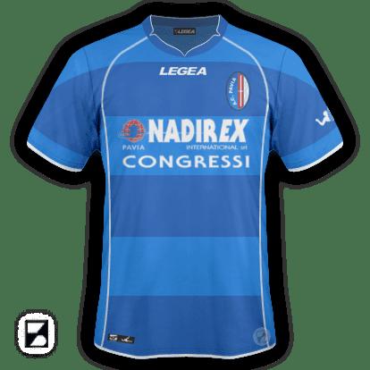 A.C. Pavia AC Pavia legea fantasy kit BLOG 75